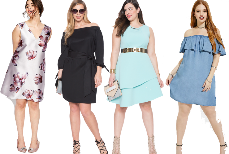 21 Pretty Plus Size Dresses You Need In Your Closet This Spring ...