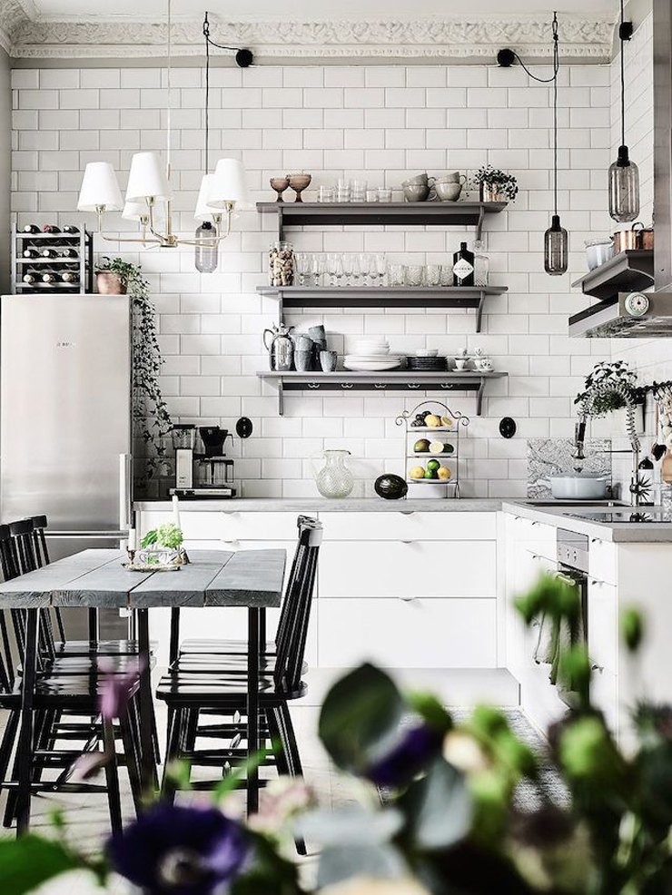 Beautiful-scandinavian-kitchen