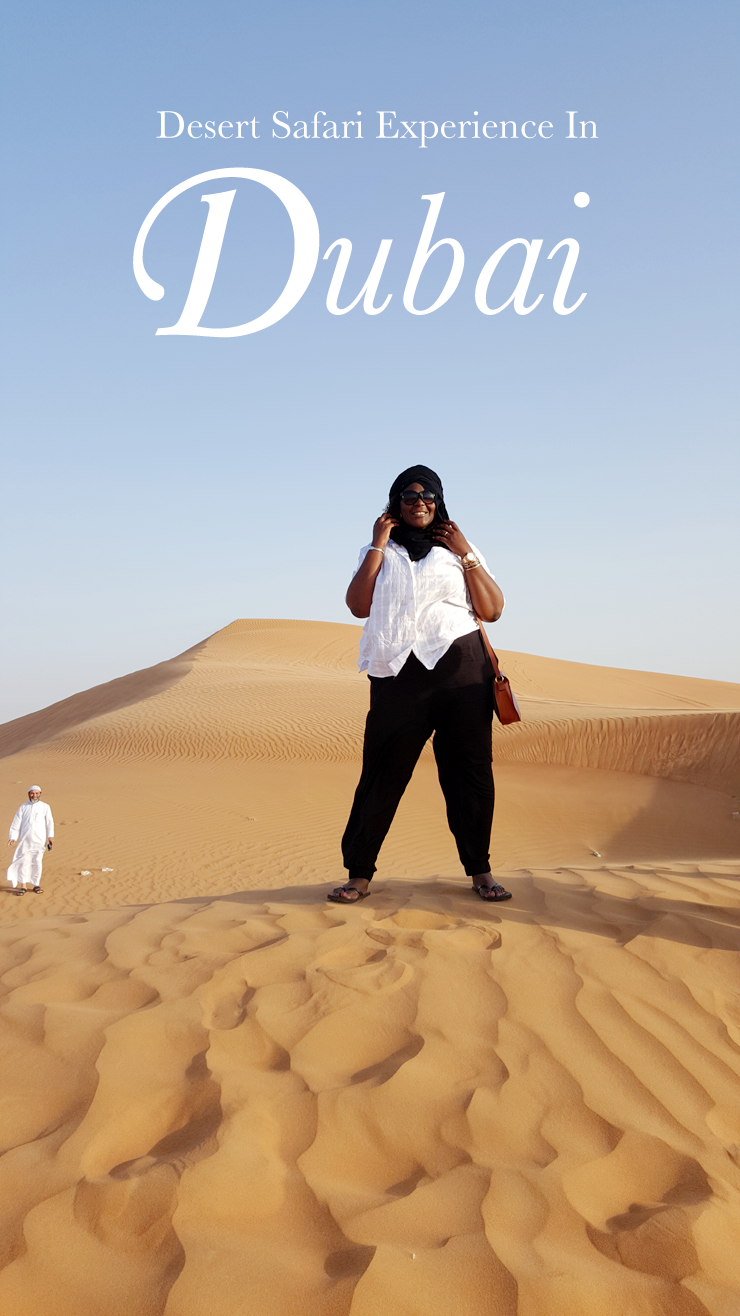 Dubai Desert Safari-what-to-wear