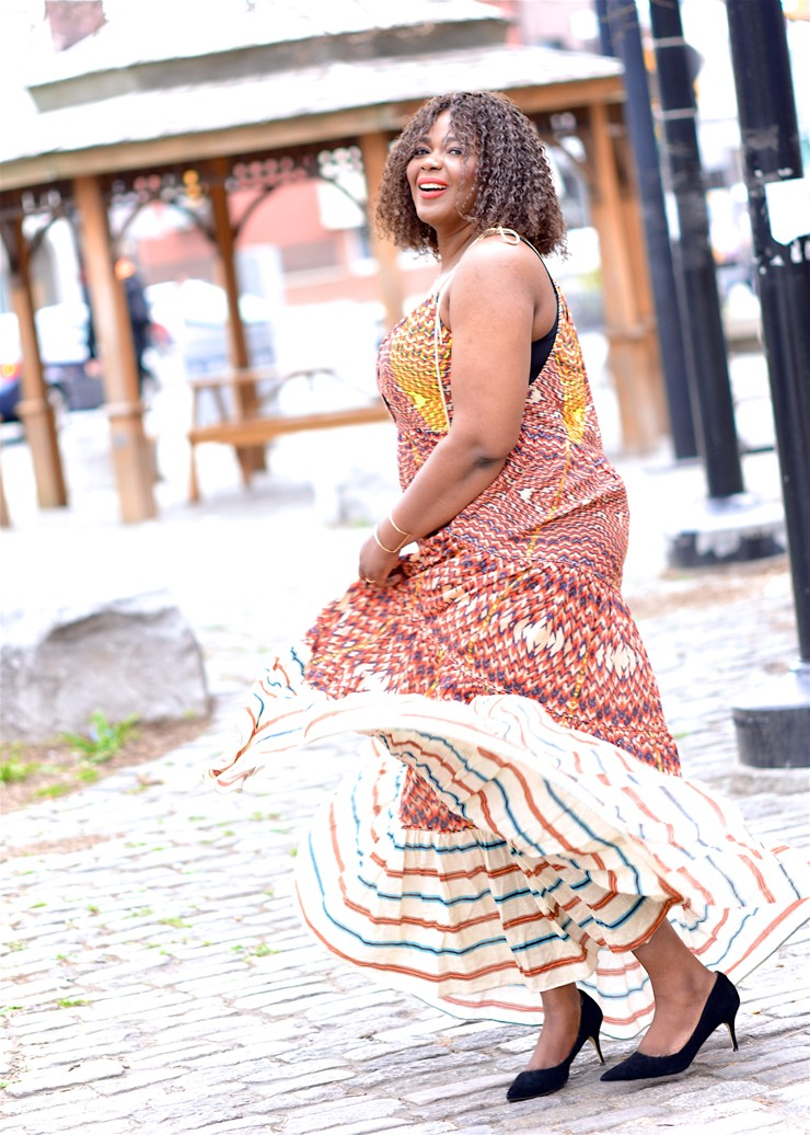 6 Places To Purchase Plus Size Extra Long Maxi Dresses | My ...