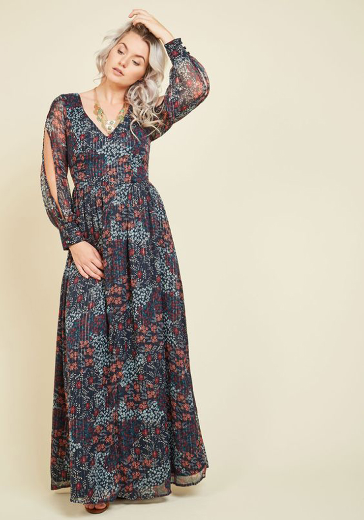 long-sleeves-maxi-dress-plus-size