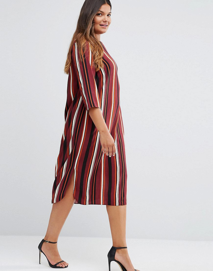 Fall plus size dresses-mycurvesandcurls