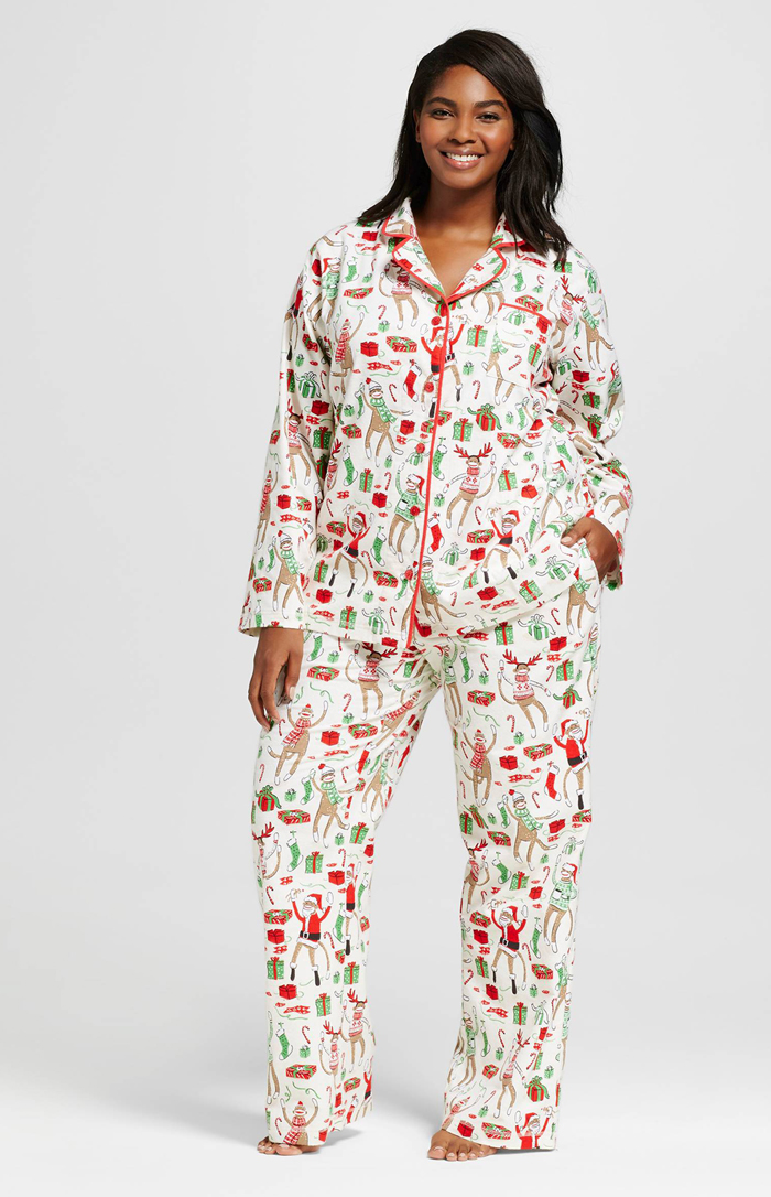 10 Cute Plus Size Pajama Sets Perfect For The Holidays ...