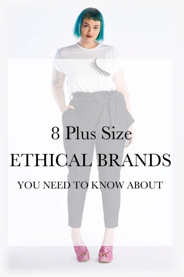 8 Plus Size Ethical And Eco Friendly Clothing Brands My