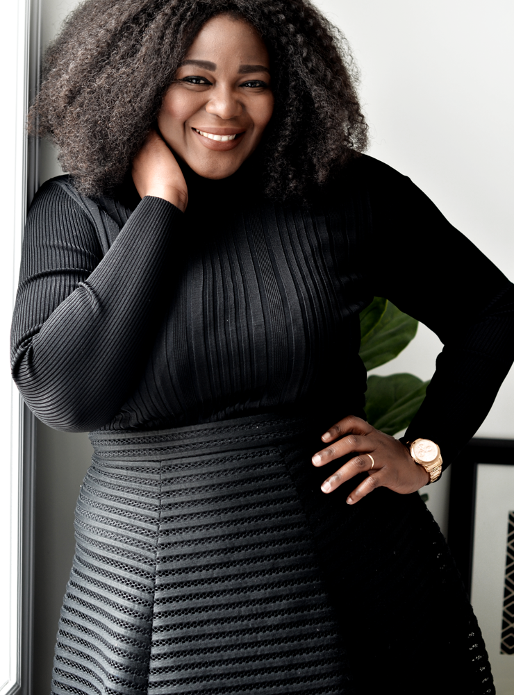 The Confidence Checklist: 3 ways to be more confident Assa cisse from mycurvesandcurls.com