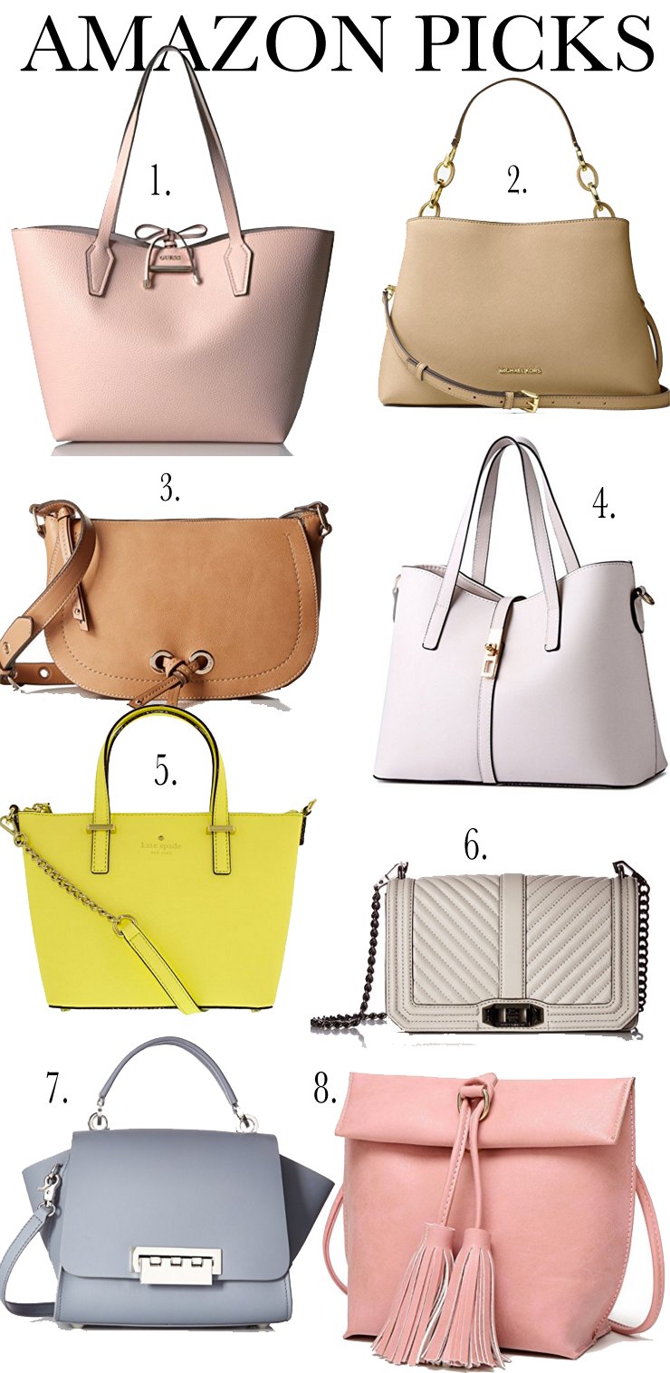 Pretty Spring Handbags amazon Canada