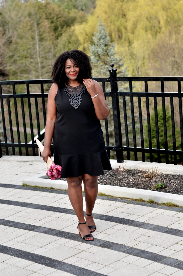 Plus size MOTHER'S DAY DRESS