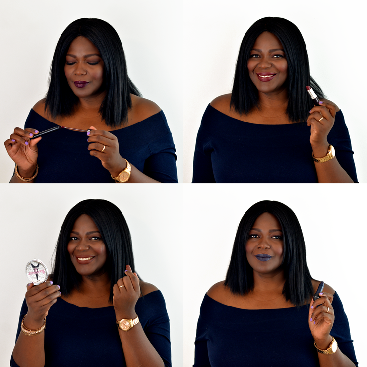 Fall Lipsticks For Dark Skin Women- Assa Cisse