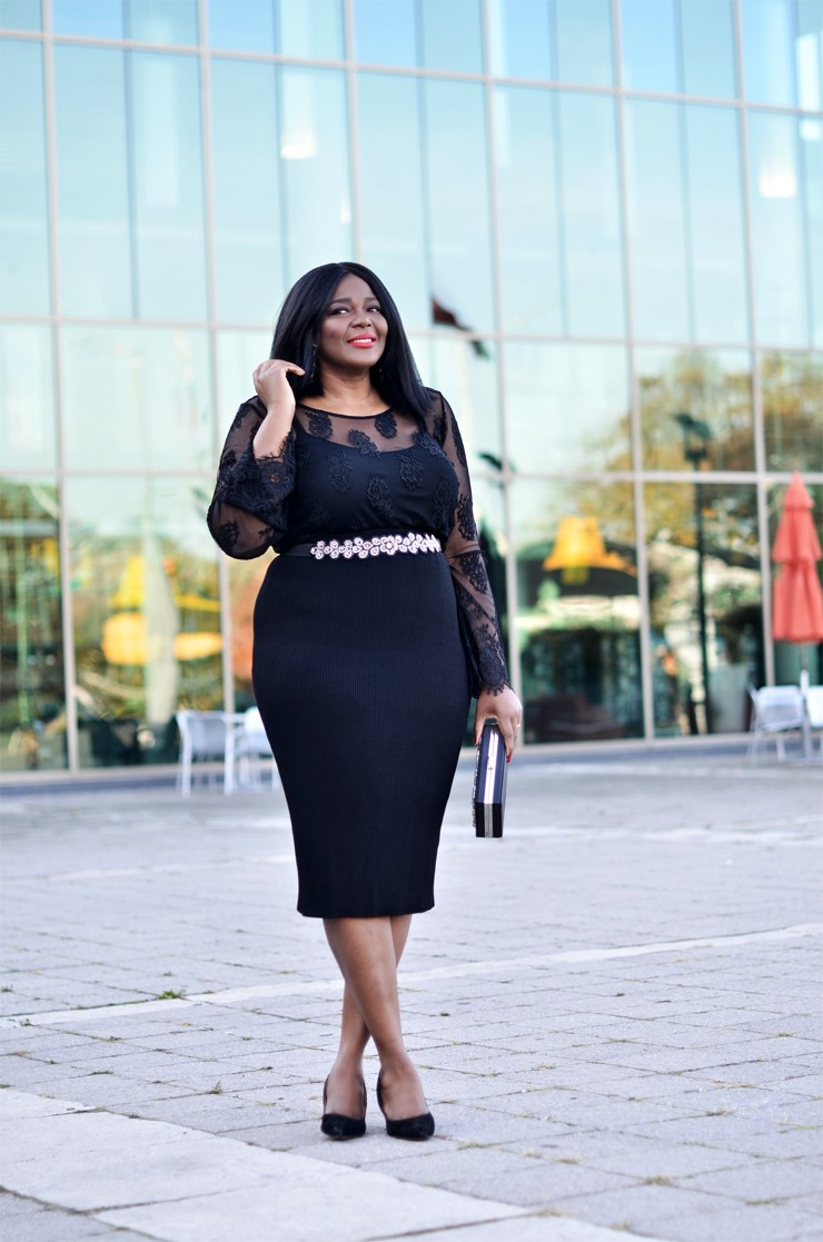 What to Wear to a Holiday Party - Plus size | My Curves And ...