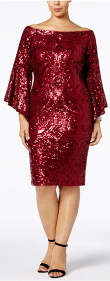 THE HOTTEST PLUS SIZE PARTY DRESSES