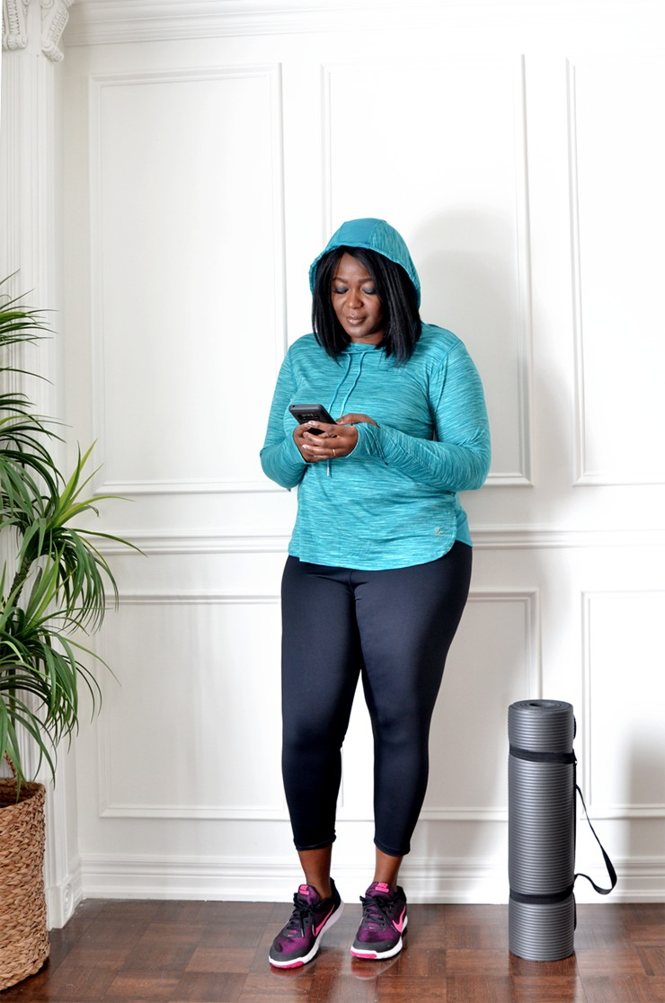 Cute And Comfy Plus Size Workout Clothes My Curves And Curls
