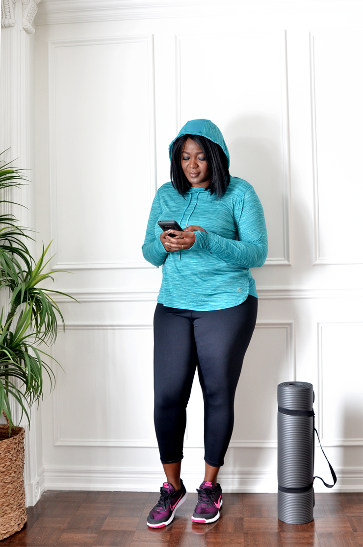 Plus size workout clothes-plus size activewear