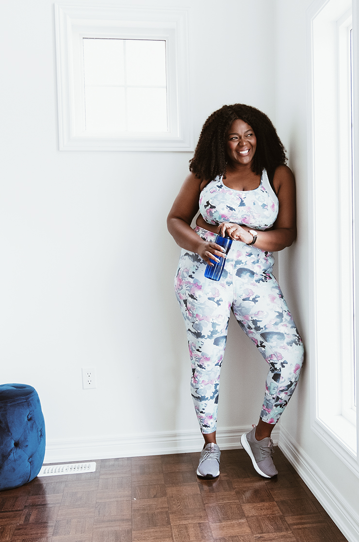 10 Cute Plus Size Workout Clothes | My Curves And Curls