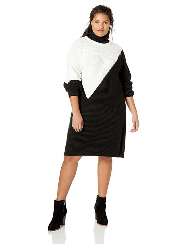 f37598d9aa4 10 Plus Size Tunic Dresses To Wear With Leggings